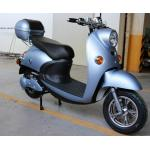 China 12T Controller Electric Moped Scooter EEC Approval With Lithium Ion Battery for sale