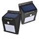 8LEDs Outdoor Lights Waterproof Solar Energy Power Motion Sensor Garden Lamp for sale
