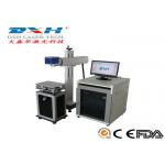 China Diode Pumped YAG Laser Marking Machine Laser Engraver Printer For Metal 20-80khz for sale