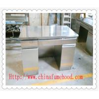 Durable Stainless Steel Lab Furniture / School Lab Benches For Factory Making