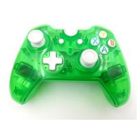 China PC / Android Game Station Periphery Products Of PVC Green Controller supplier