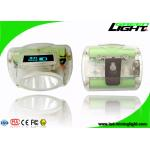 200g Lightweight IP68 Water-proof 13000lux Strong Brightness Coal Mining Lights With OLED Screenn for sale