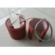 350W , 220 - 240V Silicone Rubber Heater , Silicone Heater Pad , Silicone Rubber Mug for sale