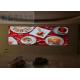 HD Lightweight Full Color Stage Background Led Screen Wall 256X128MM Module Size for sale
