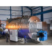 China Superheated 6 Ton Coal Fired Steam Boiler Pressure 1.25Mpa - 2.45Mpa for sale