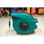 Self Laying Retractable Water Hose Reel With Flexible And Easy Handle for sale