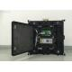 China High Definition P4 Waterproof LED Display Cabinet With 1200 W/Sq.M Consumption for sale