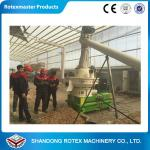 Vertical Stainless Steel Wood Pellet Making Machine 2-3 Ton / H Capacity for sale