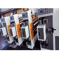 Printing Roller 218 Type  Automatic Flexo Ink Printing Slotting Machine / Small Box Printer Slotter Machine for sale
