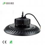Ultra - Slim LED UFO High Bay Light , 6500K Round LED High Bay With 90 Degree Angle for sale