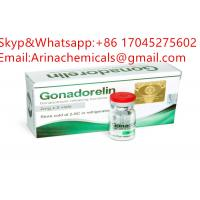 Gonadorelin 2mg  hgh human growth hormone High Pure Pharma Raw Materials bodybuilding peptides for sale