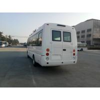 China Chile Outstanding Design Manual transmission 30 Seater Minibus Rosa model supplier