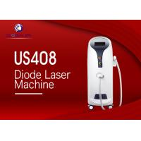 Permanent 808nm Diode Laser Hair Removal Machine 1-138J/Cm2 With CE Certified for sale