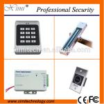 China Good quality door access controller kit RFID card standalone 12VDC access control lock door access control kit for sale