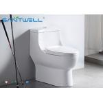 Building material  siphonic wc one piece ceramic toilet equipment for sale