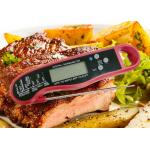 Fast Read Digital Waterproof Instant Read Thermometer with Bottle Opener with CE ROHS and LFGB