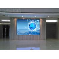 China P4 SMD 3 in 1 Full Color Indoor LED Displays For Mobile Media , CE UL FCC Trusted Service for sale