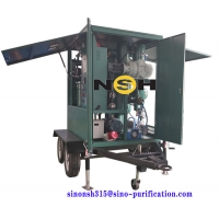 18000L/H Transformer Oil Purifier Oil Purification Insulation Oil Filtration equipment for sale