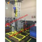 China Full Hydraulic Portable Core Drill Rig With Core Diameter 63.5 / 56 / 42mm for sale