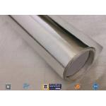 572℉ Aluminium Foil Fiberglass Fabric For Roof Heat Insulation Non Water Permeability for sale