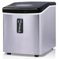 China 15Kg Stainless Steel Home Mini Ice Maker Machine , Potable Commercial Ice Maker Machine,Countertop Ice Maker Machine for sale