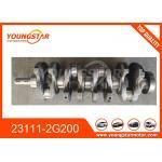 China Hyundai G4KE Sonata High Performance Crankshafts 23111-2G200 231112G200 for sale