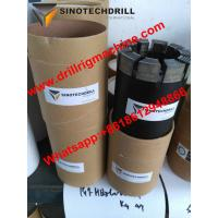China Wireline Impregnated Diamond Core Drill Bit For Geological Exploration supplier