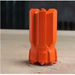 Top hammer T38 Thread Ballistic / Spherical Retrac Button Green Bit Mining Drill Bits for sale