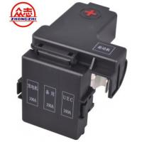 China Professional Automotive Fuse Box / Aftermarket Automotive Fuse Block for sale
