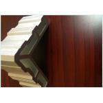Powder Coating Modular Aluminum Profiles , Aircraft Aluminum Extrusion Profiles OEM for sale