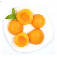 China 425g/820g/2500g/3000g Canned Halves Yellow Peach In Light Syrup for sale