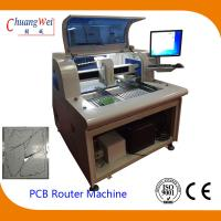 Manual Loading / Unloading PCB Depaneling Router With 50000RPM for sale